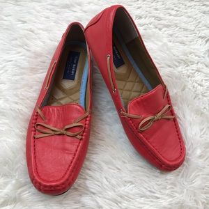 Isaac Mizrahi Loafers Isaqual Leather Moccasins